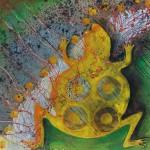 Gele Kikker - Fabeldieren