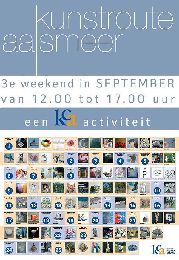 Kunstroute Aalsmeer