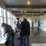 Inrichten van expositie
