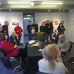 Opening expo door Gerben