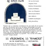 """Affiche """"A Room of One s Own"""""""