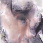 """Afbeelding van kunstwerk """"napels roze en paars"""""""