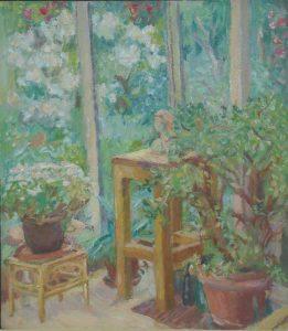 """Afbeelding van het kunstwerk """"Juni"""""""