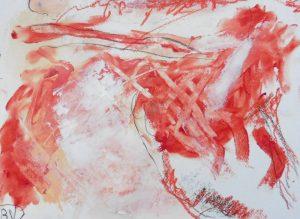 """Afbeelding van het kunstwerk """"Jacobsladders"""""""