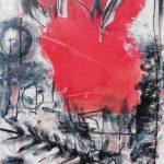 """Afbeelding van het kunstwerk """"Verloren stad"""""""