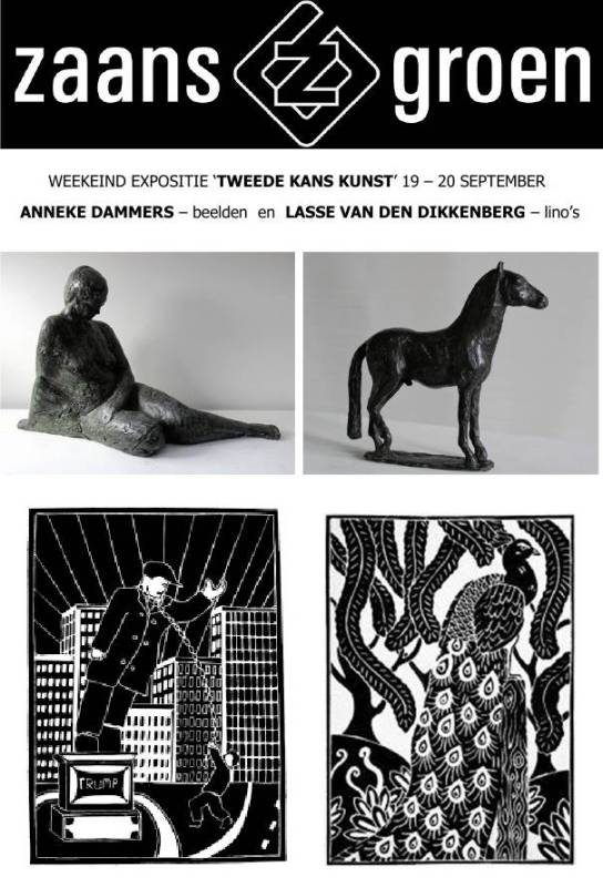 Afbeelding poster Tweede Kans Kunst