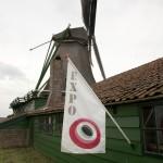 Vlag en molen