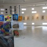Foto van de expositie De Heilige Graal