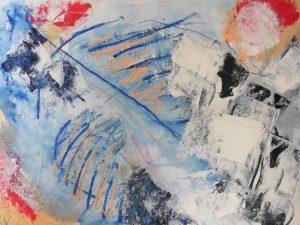 """Afbeelding van het kunstwerk """"Luchtspiegeling"""""""