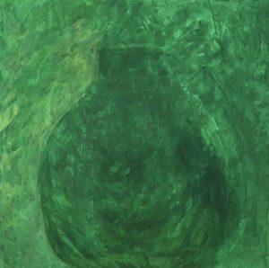 """Afbeelding van het kunstwerk """"La cruche de Chantal Delfraissy"""""""