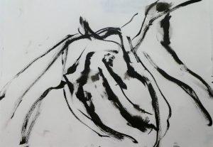 """Afbeelding van het kunstwerk """"Serie Boom-en wortelstronken 18"""""""