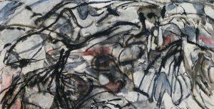 """Afbeelding van het kunstwerk """"Moeras II"""""""