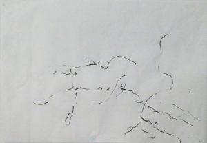 """Afbeelding van het kunstwerk """"Serie 11-8 Hangende boom"""""""