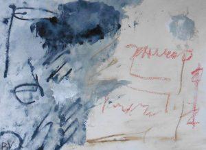 "Afbeelding van het kunstwerk ""Akte"""