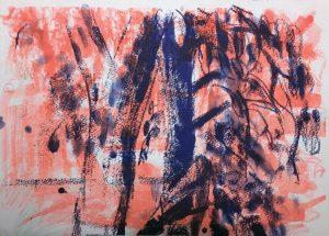 """Afbeelding van het kunstwerk """"Frankrijk"""""""