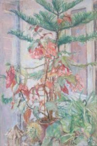 """Afbeelding van het kunstwerk """"Atelierplanten"""""""