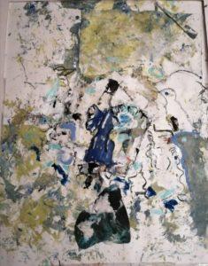 """Afbeelding van het kunstwerk """"uit serie My Zen garden!"""""""