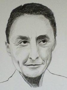 """Afbeelding van het kunstwerk """"Georgia O'Keeffe, Amerikaanse kunstenares 1887-1986"""""""
