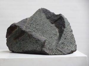 """Afbeelding van het kunstwerk """"serie ruwe stenen nr. 12"""""""