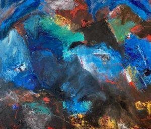 """Afbeelding van het kunstwerk """"IJsland 2"""""""