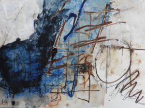 """Afbeelding van het kunstwerk """"It never entered my mind 1-21"""""""