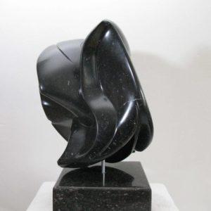 """Afbeelding van het kunstwerk """"Pauw-1"""""""