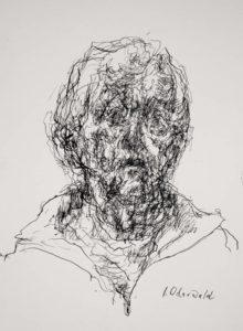 """Afbeelding van het kunstwerk """"Zelfportret """""""