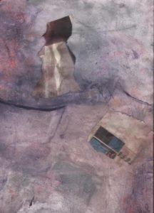 """Afbeelding van het kunstwerk """"Collage 02-21"""""""