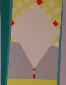 """Afbeelding van het kunstwerk """"Compositie nr. 024"""""""