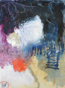 """Afbeelding van het kunstwerk """"Nocturne in A groot"""""""
