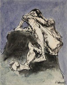 """Afbeelding van het kunstwerk """"Sien"""""""