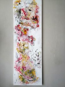 """Afbeelding van het kunstwerk """"Mijn Zengarden"""""""