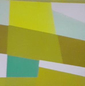 """Afbeelding van het kunstwerk """"Compositie 0132"""""""