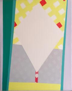 """Afbeelding van het kunstwerk """"Vlieger"""""""