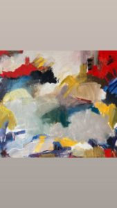 """Afbeelding van het kunstwerk """"Landschap"""""""