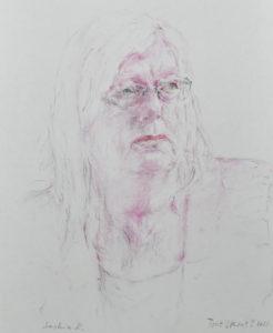 """Afbeelding van het kunstwerk """"Portretje van Saskia"""""""