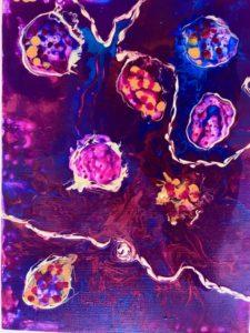"""Afbeelding van het kunstwerk """"Energy"""""""