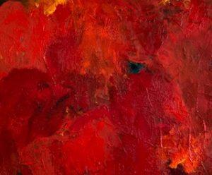 """Afbeelding van het kunstwerk """"Vuur 1"""""""