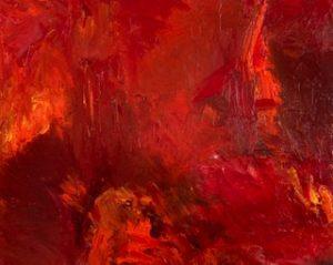 """Afbeelding van het kunstwerk """"Vuur 2"""""""