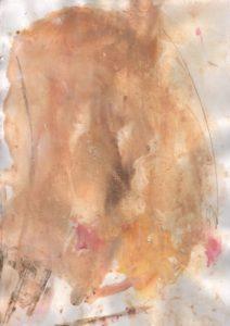 """Afbeelding van het kunstwerk """"Geel 3"""""""