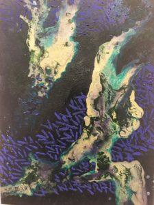 """Afbeelding van het kunstwerk """"Energy en structuren 2"""""""