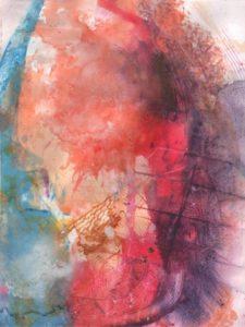 """Afbeelding van het kunstwerk """"Headache"""""""