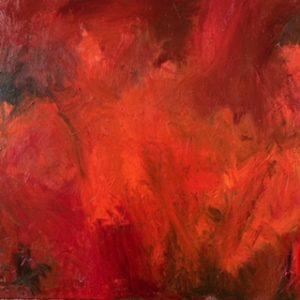 """Afbeelding van het kunstwerk """"Vuur 3"""""""