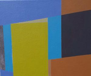 """Afbeelding van het kunstwerk """"Compositie 030"""""""